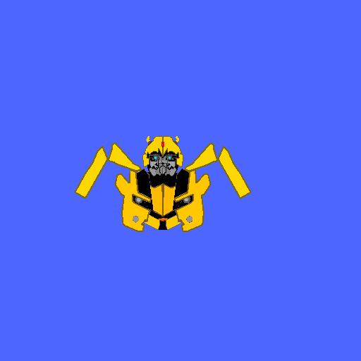bumblebee transformer clip art