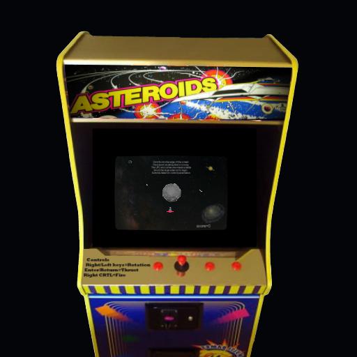 asteroids arcade online - photo #9