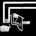 screenshot of the scene